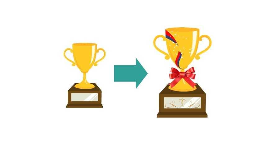 Comment personnaliser votre trophée