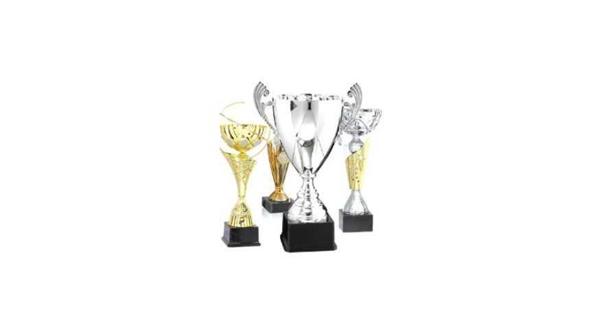 Coupes et trophées à personnaliser