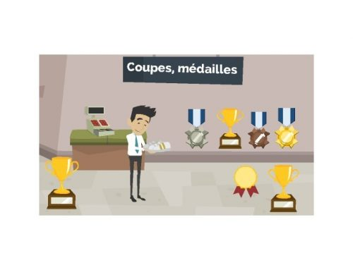 Choisir sa récompense sportive