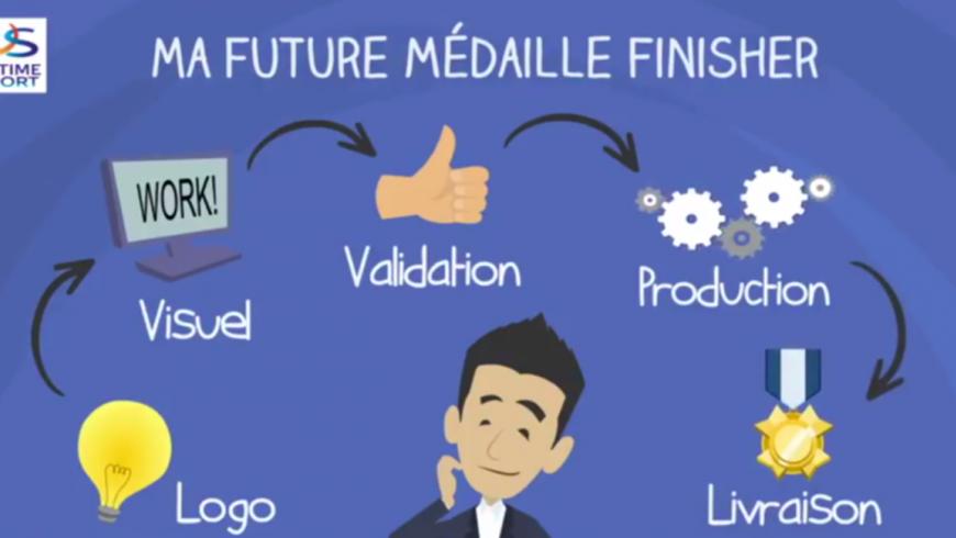 Les étapes de fabrication de votre médaille personnalisée