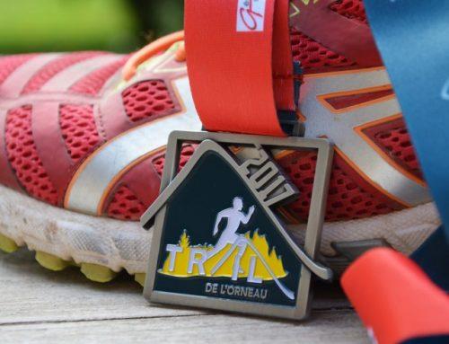 Médailles personnalisées Trail
