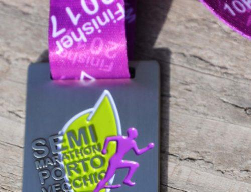 Médailles personnalisées Semi Marathon