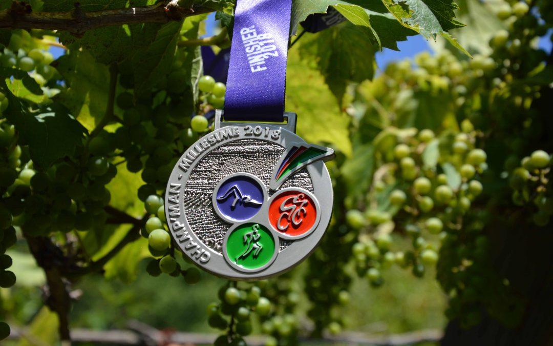 Médaille Champ Man