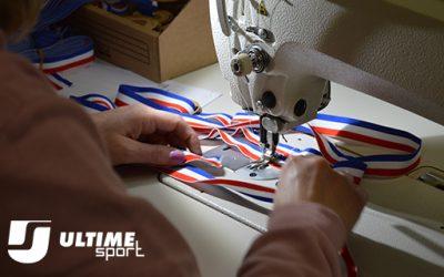 Remplacement du ruban de votre médaille personnalisée
