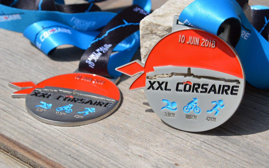 Médaille XXL Corsaire