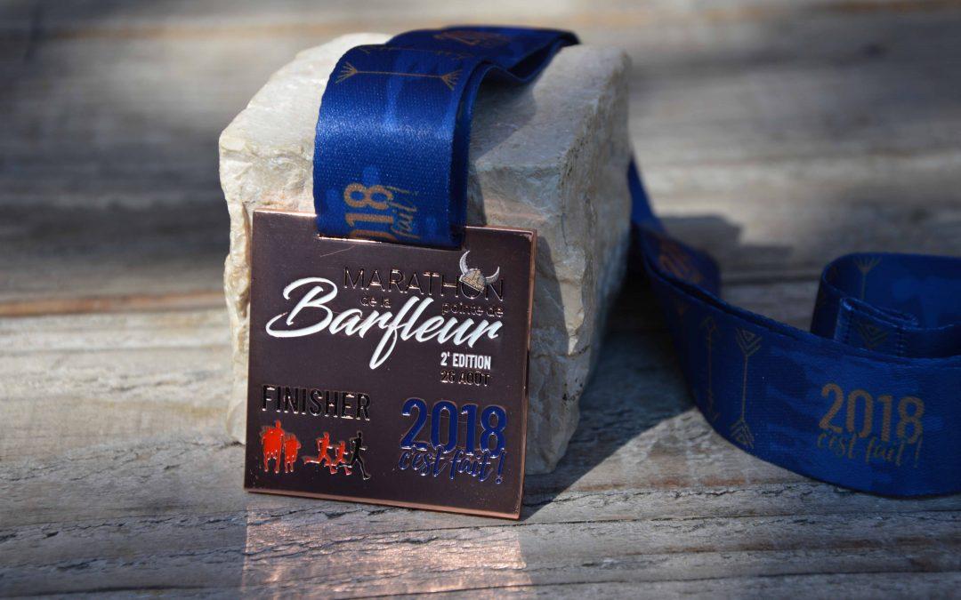 Marathon de Barfleur 2018
