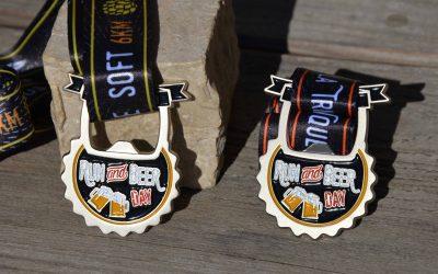 Médaille Run & Beer