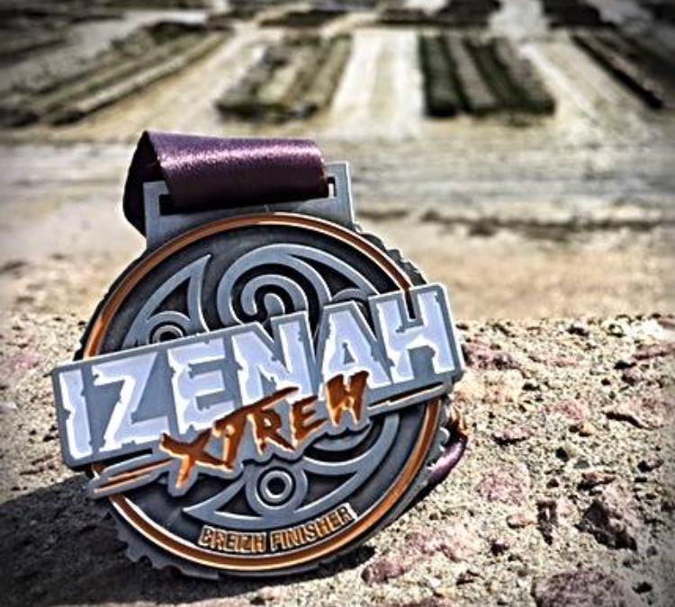 Médaille Izenah Xtrem