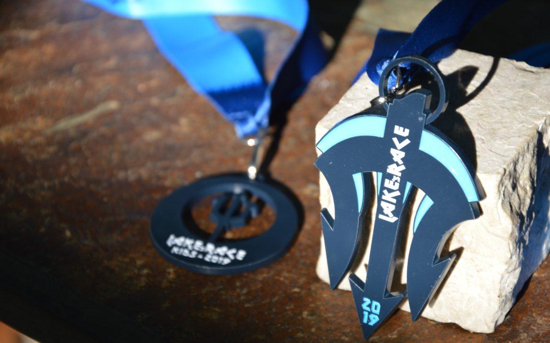 Médaille Lake's Race