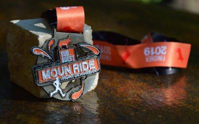 Médaille Moun Ride 2019