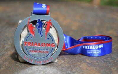 Médaille Finisher Triathlon de France