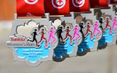 Médaille Finisher Women's Run