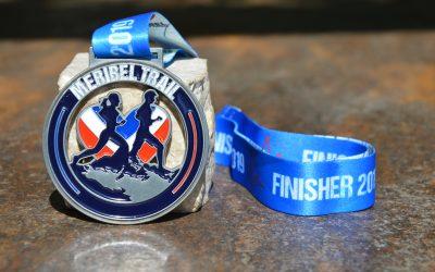 Médaille Meribel Trail