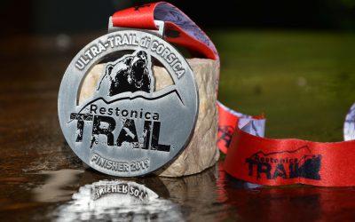 Médaille Restonica Trail